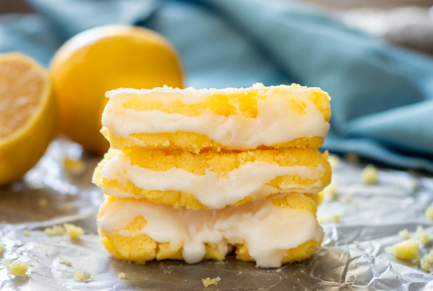 Lemon Pound Cake with Citrus Glaze