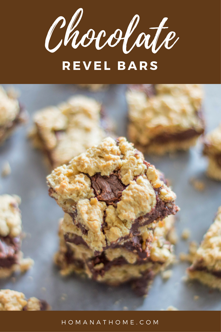 Chocolate Revel Bars | Homan at Home