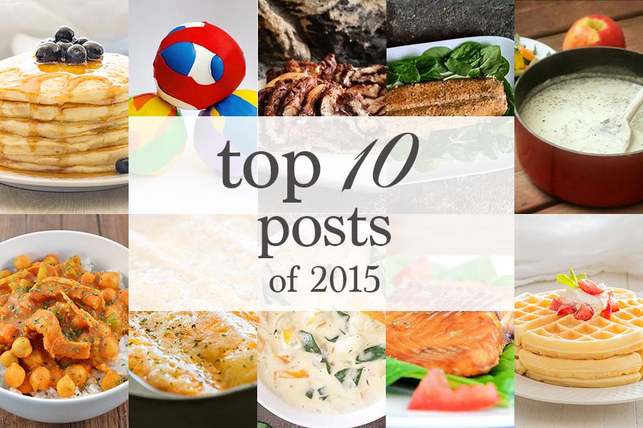 Top 10 Posts of 2015 | Homan at Home