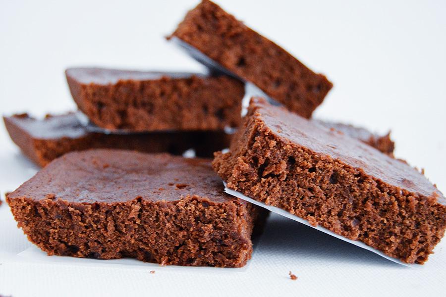 Pauline's Brownies | Homan at Home