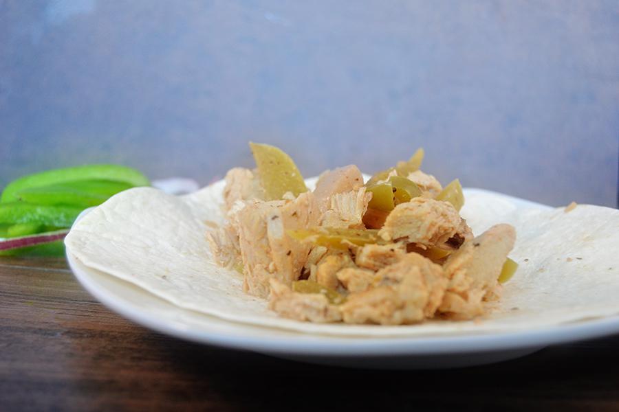 Slow Cooker Chicken Fajitas | Homan at Home