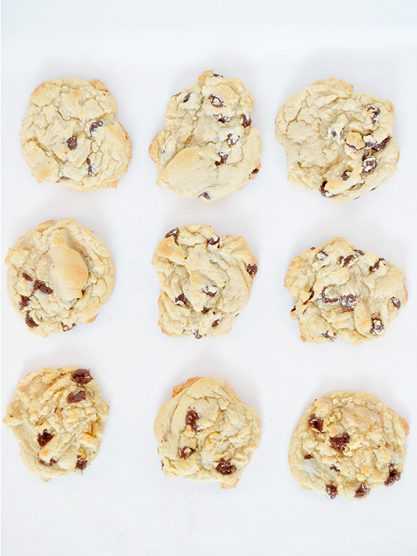 Chocolate Chip Cookes Tall 2