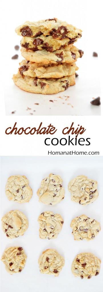 Chocolate Chip Cookies Pinnable