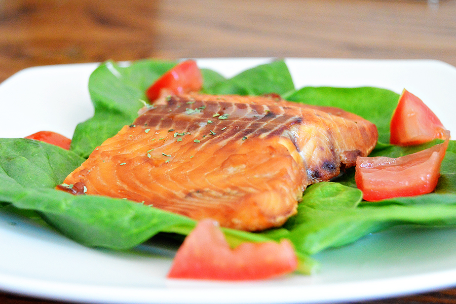Awesome Salmon Marinade | Homan at Home