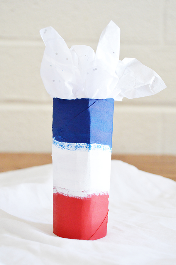 Firecracker Centerpiece | Homan at Home