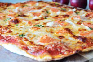 Whole Wheat Pizza Dough | Homan at Home