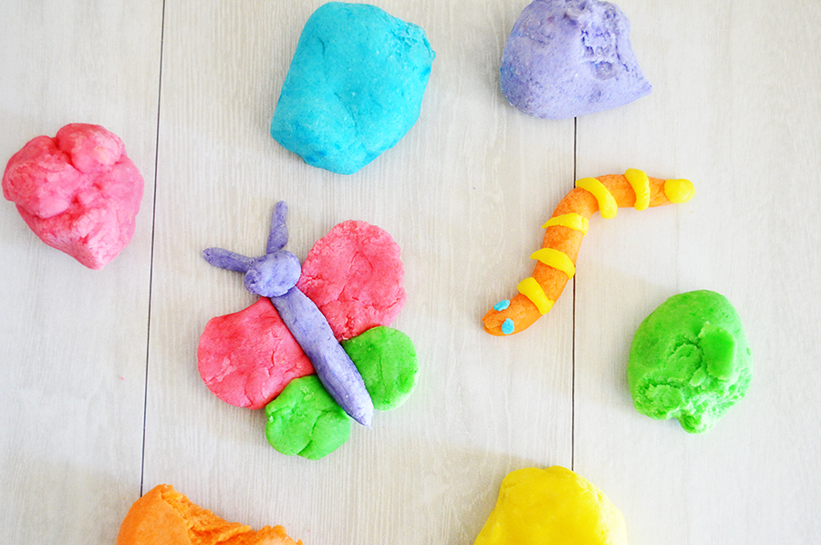 Best Homemade Playdough!