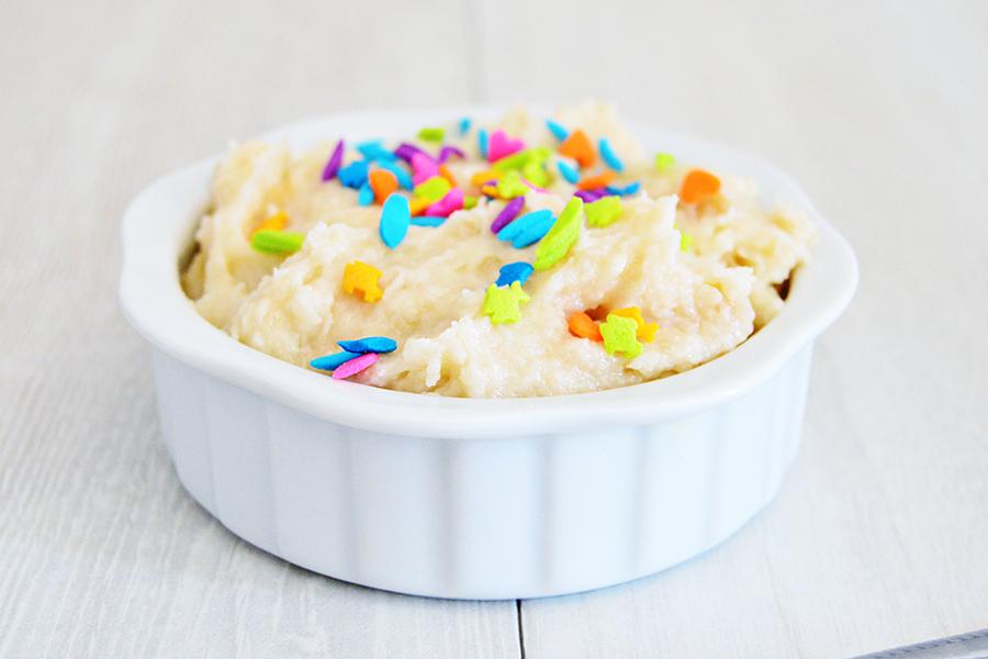 Eggless Sugar Cookie Dough | Homan at Home
