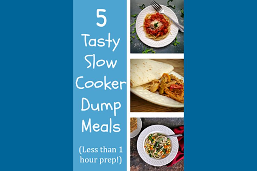 5 Tasty Slow Cooker Dump Meals