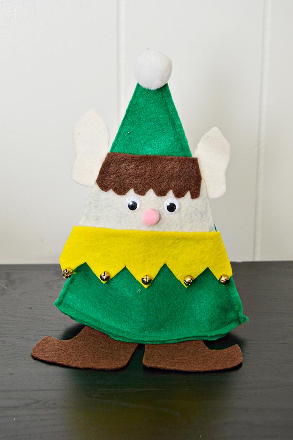 Elf Candy Holder | Homan at Home