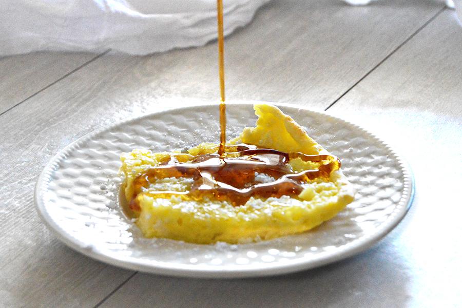 Fluffy German Pancakes
