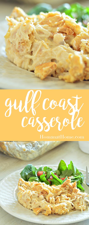 Gulf Coast Casserole | Homan at Home