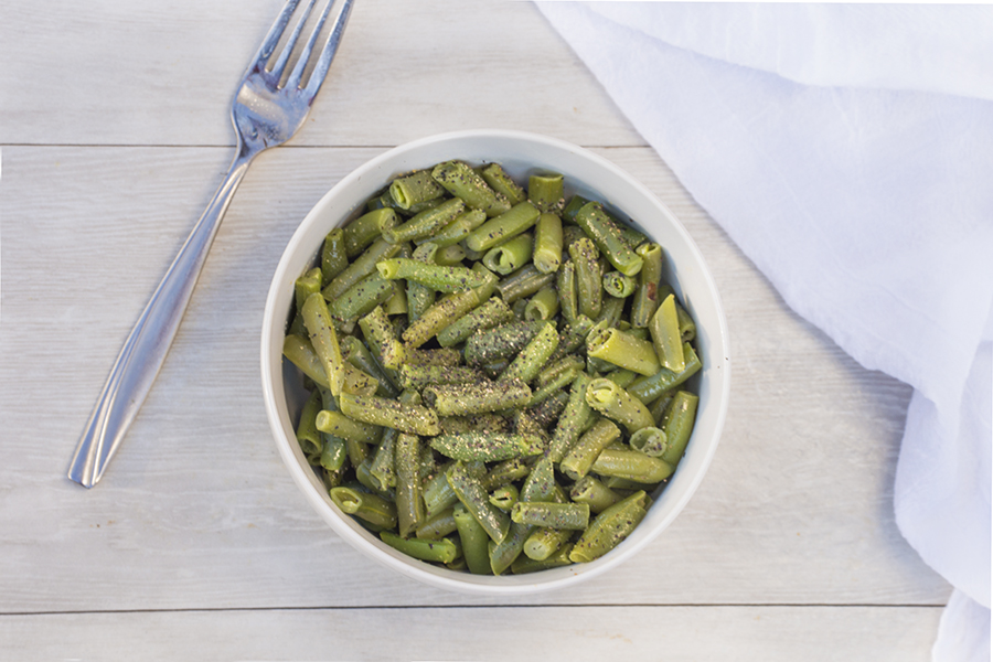 Garlic Butter Green Beans
