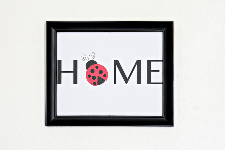 Summer Home Printables