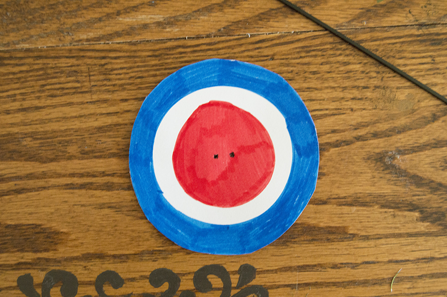 4th of July Spinners | Homan at Home