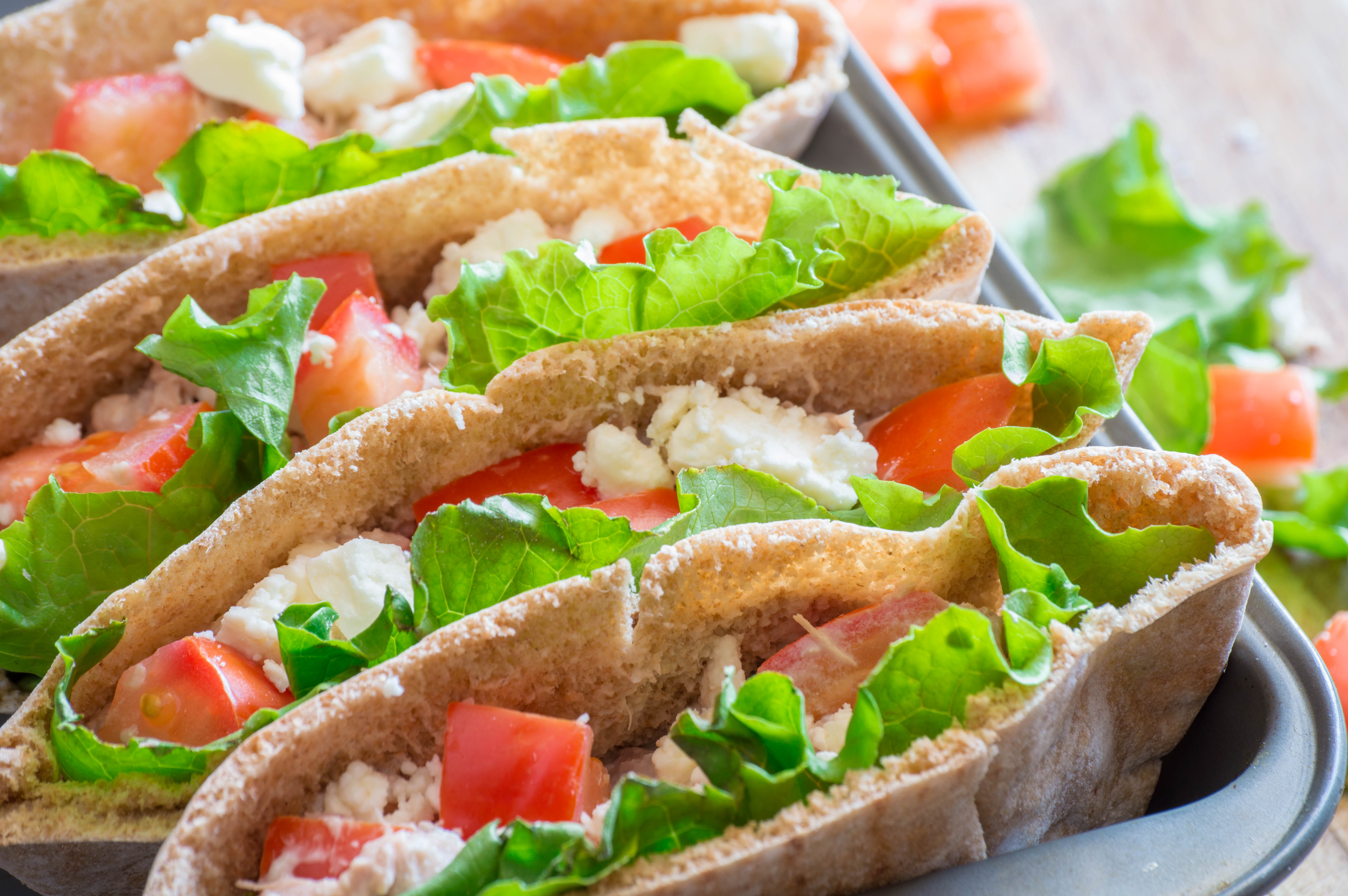 Tomato and Feta Tuna Salad | Homan at Home