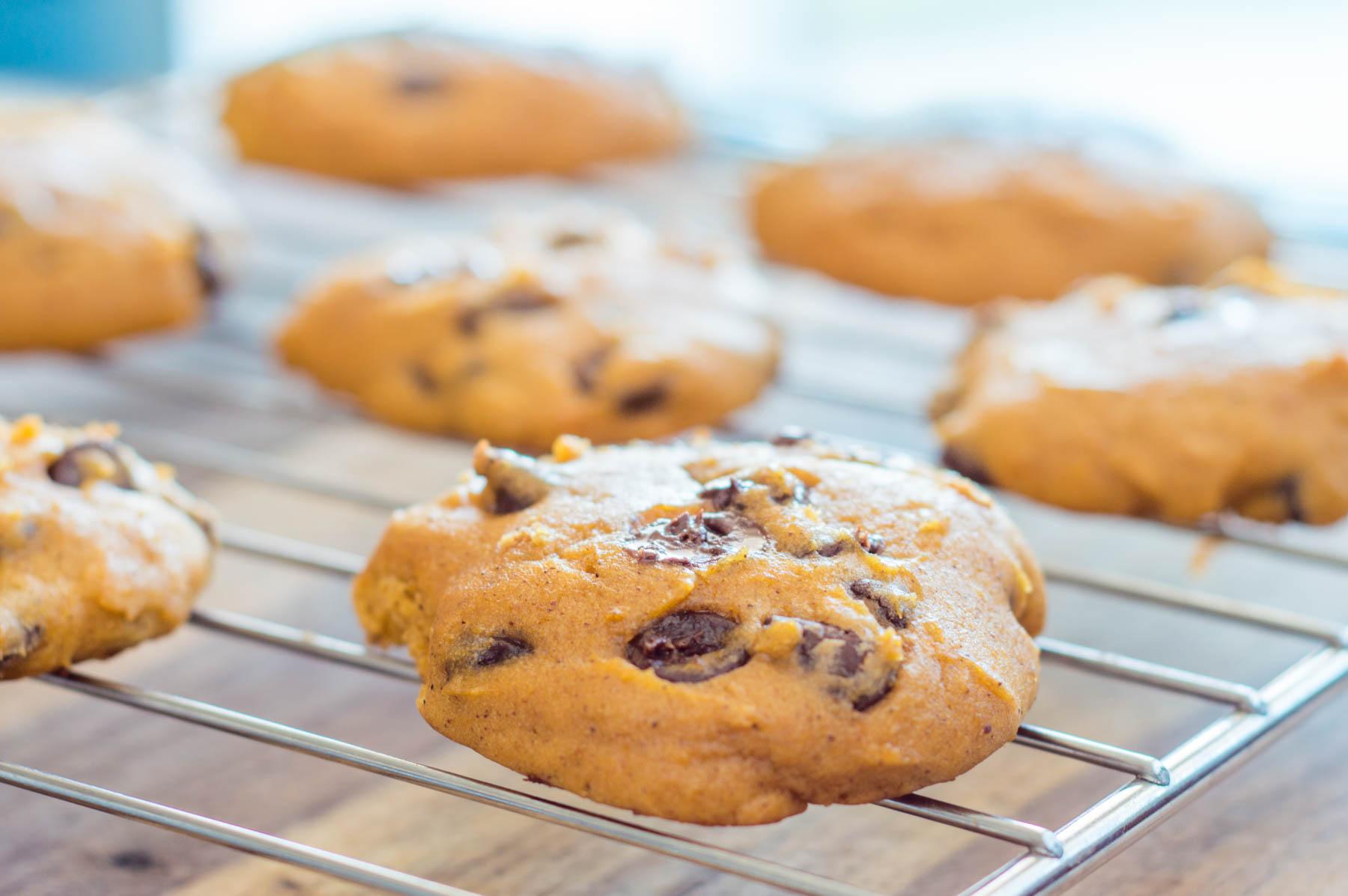 Pumpkin Cookies | Homan at Home