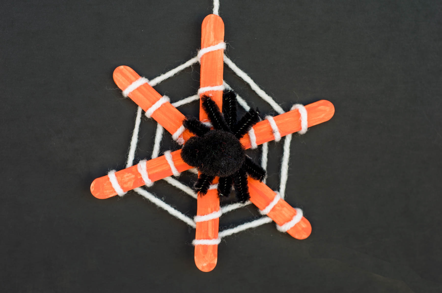 Spooky Spider Webs | Homan at Home