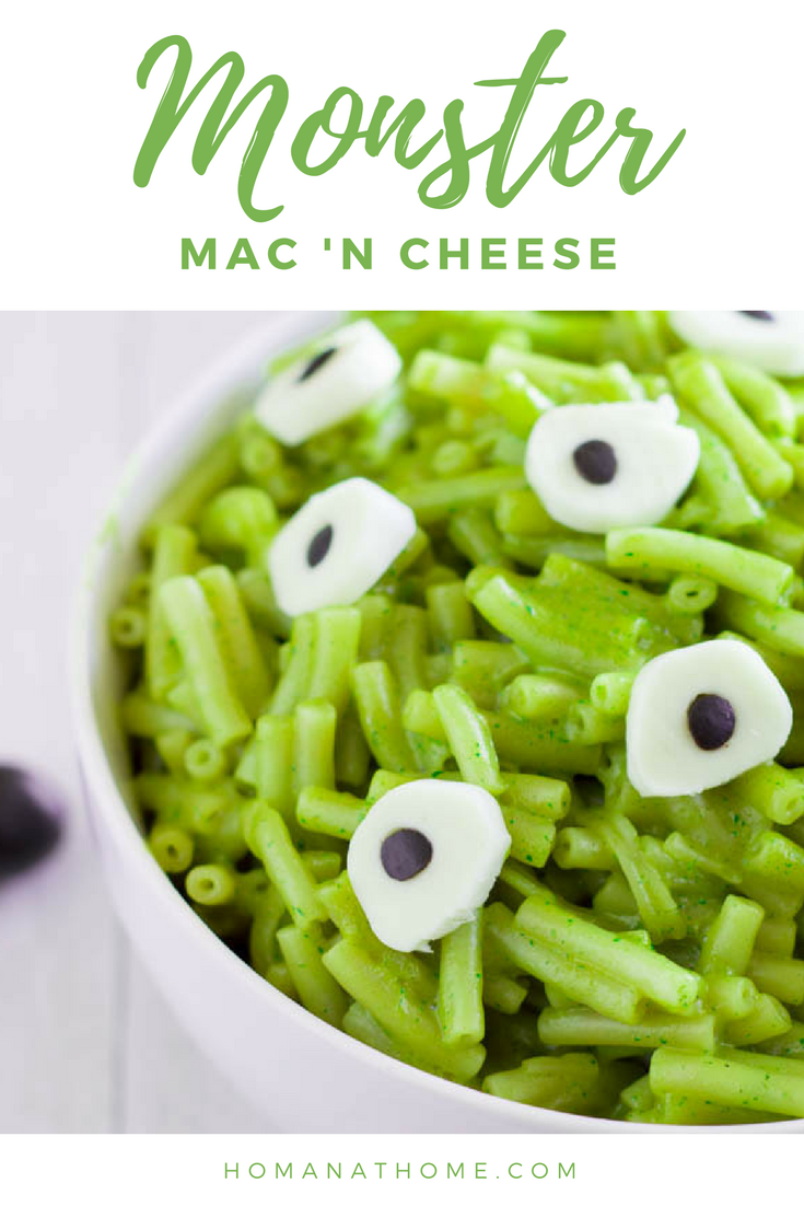 Monster Mac 'n Cheese | Homan at Home