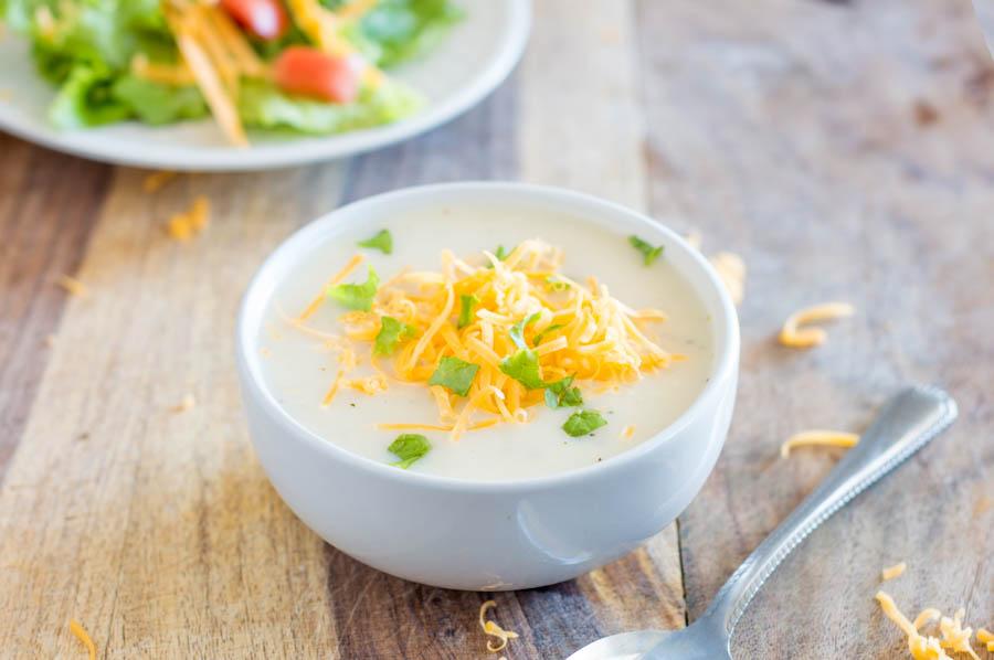 Mashed Potato Soup