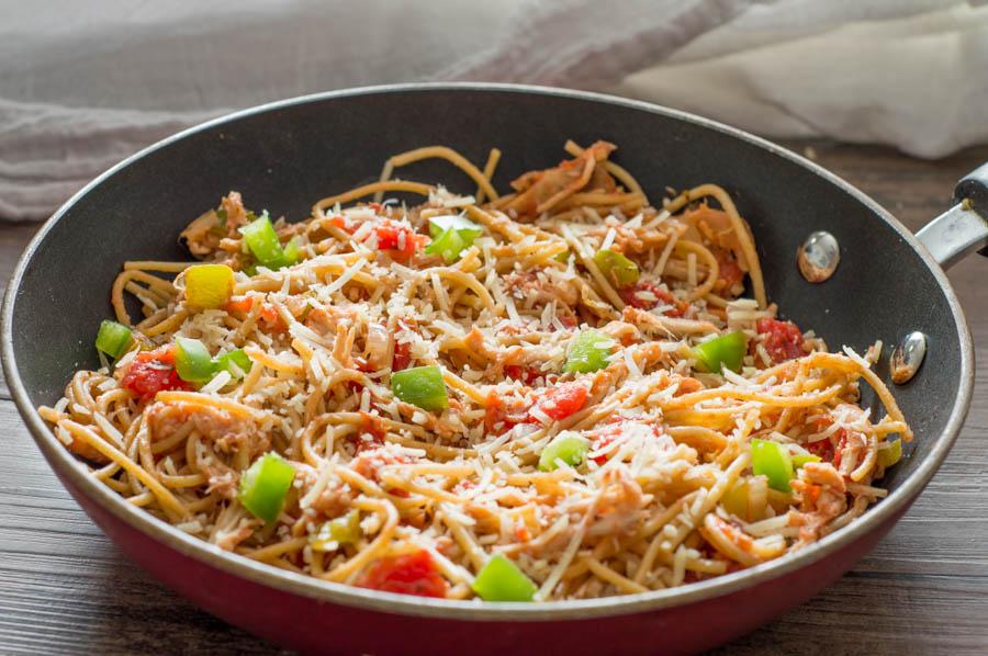 Italian Chicken Skillet | Homan at Home