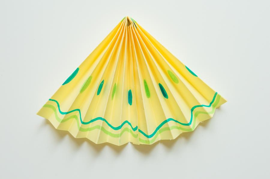 April Showers Paper Umbrellas | Homan at Home