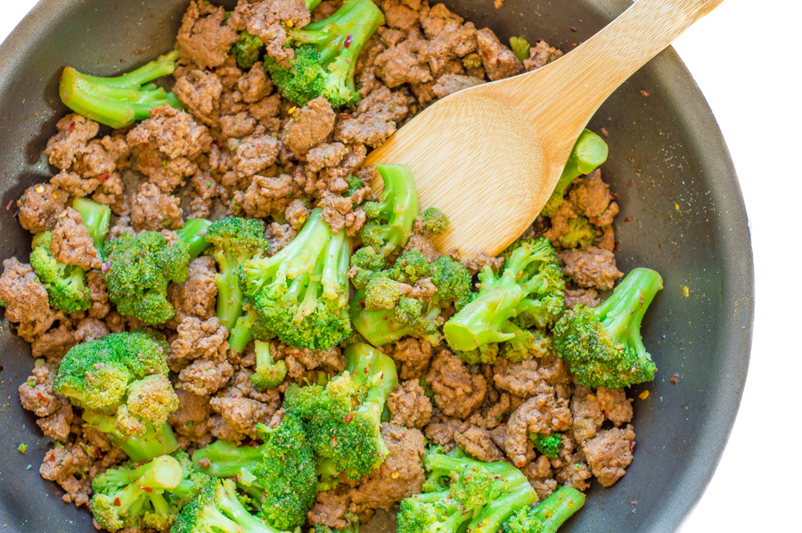 Beef and Broccoli Stirfry | Homan at Home