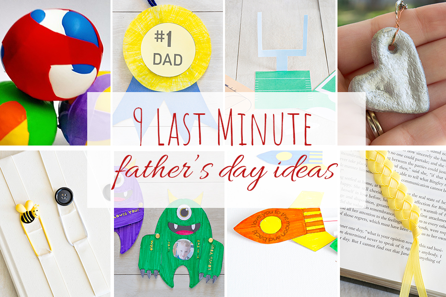 9 Last Minute Father's Day Ideas