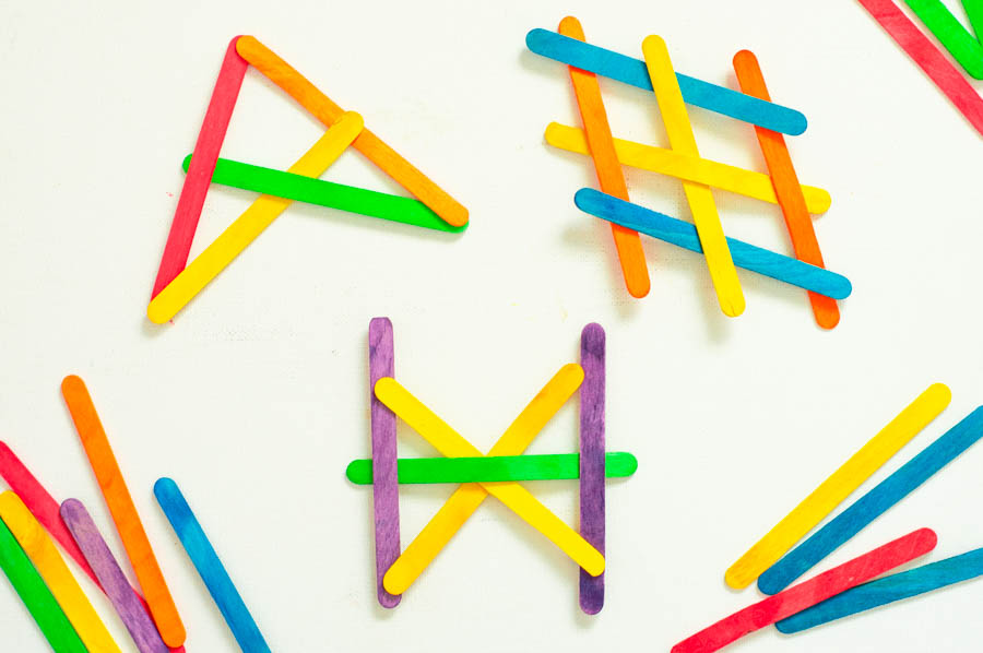 Popsicle Stick Bombs