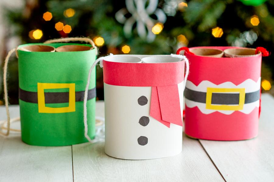 Christmas Binoculars
