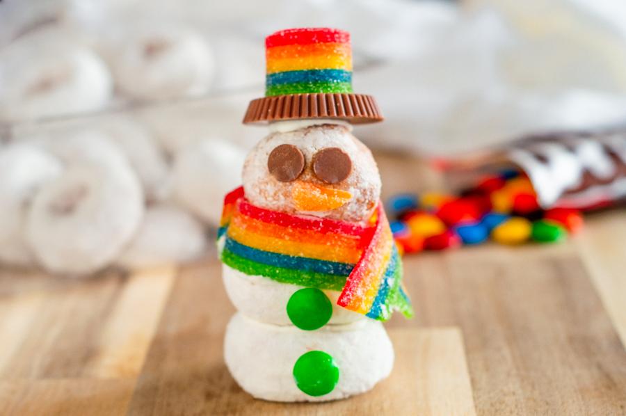 Roll a Snowman | Homan at Home