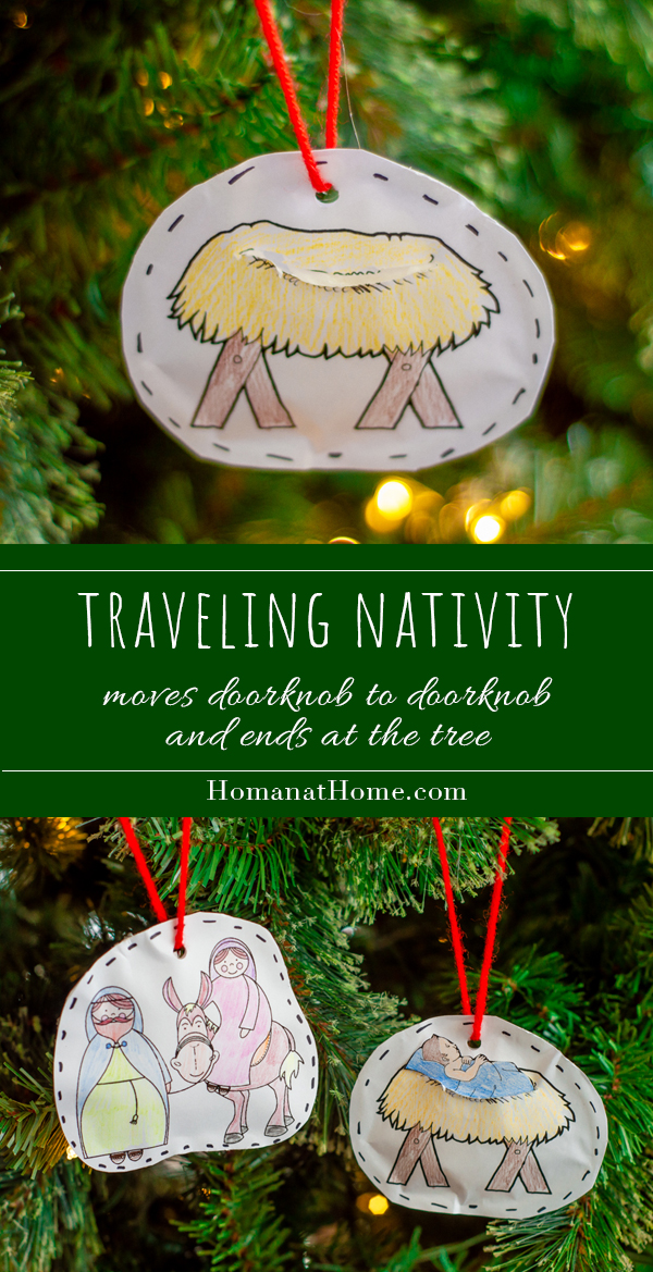 Traveling Nativity | Homan at Home