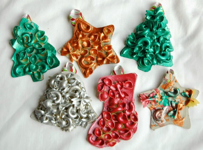 15 Ornaments Kids Can Make