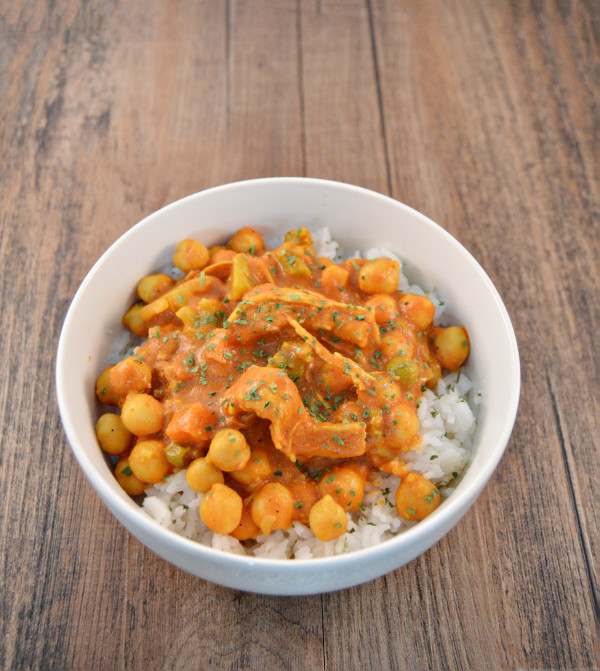 Slow Cooker Chicken Curry | Homan at Home